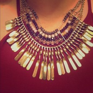 Charming Charlie's Tribal Necklace